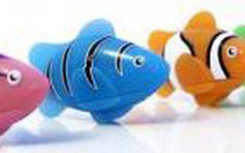 Robotické rybičky - 2 kusy