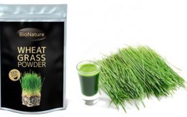 BIO Zelená mladá pšenice 200g