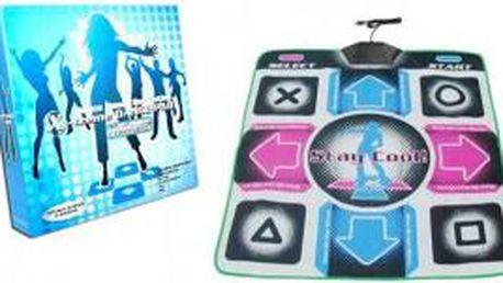 Taneční podložka + CD