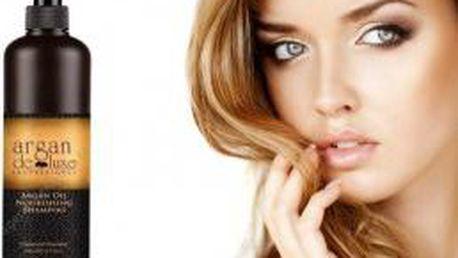Profesionální Argan Deluxe šampon 500ml