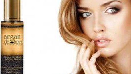 Arganový olej na vlasy i pleť 100ml