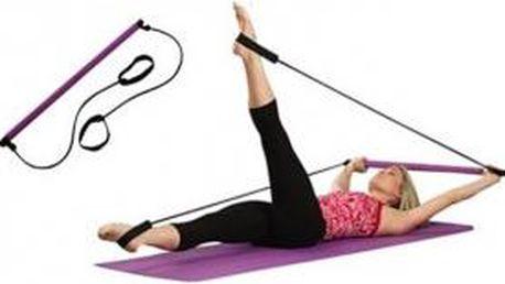 Pilates studio s cvičebním DVD