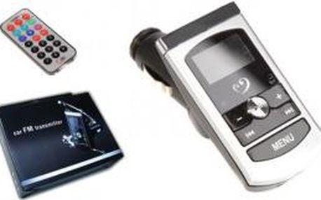 Transmitter FM MP3 do auta