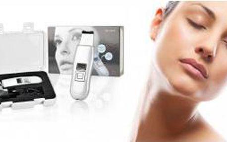 Kosmetický ultrazvukový čistič pleti