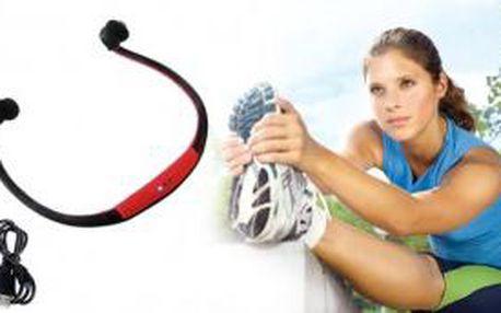 Bezdrátová sluchátka s MP3
