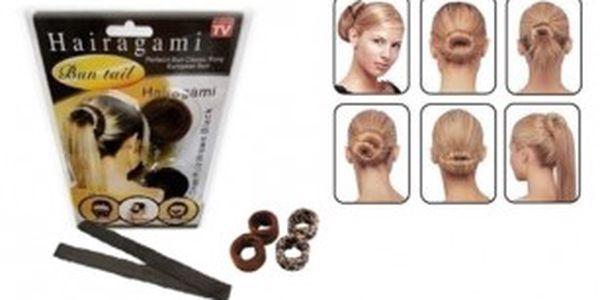 Sponky do vlasů - Hairagami