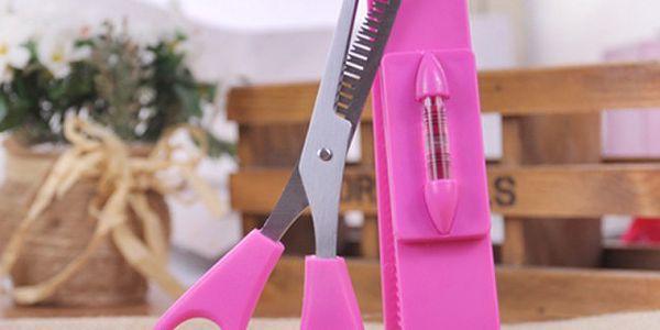 Kadeřnické nůžky Steel!