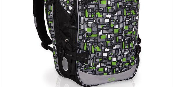 Sada pro školáka v 1.-5. třídě SET 079 E - Green