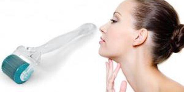 Kosmetický dermaváleček 192 a 540 jehliček