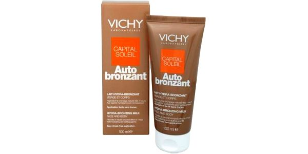 VICHY CS Auto bronzant mléko 100ml