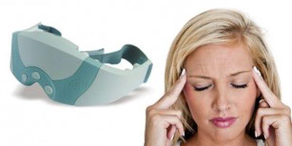 Oční masáž - Eye care