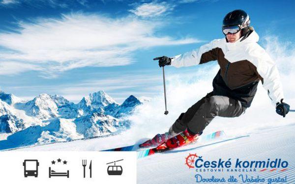 First Minute lyžování v Bormiu – doprava, skipas, polopenze