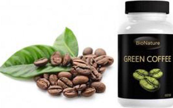 Green Coffee na hubnutí - 60 tablet