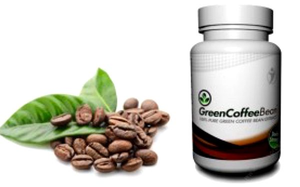 Green Coffee Bean - na hubnutí - 90 tablet