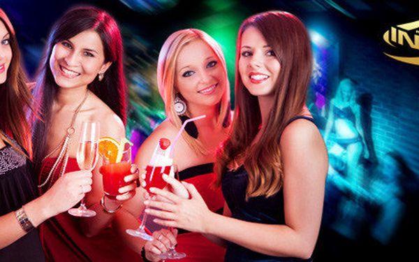 5 koktejlů dle vlastního výběru či láhev Prosecca