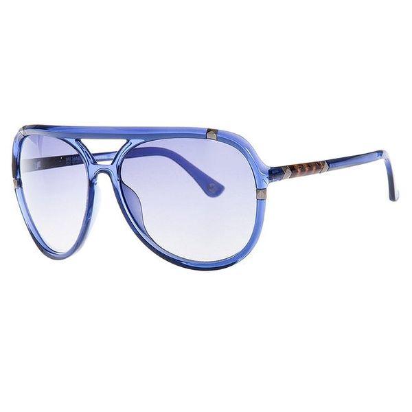 Dámské modré brýle s pyramidkami Michael Kors