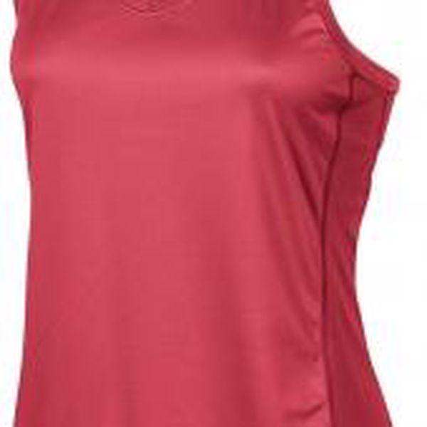Nike MILER TANK červená L
