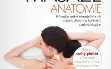 Masáže - anatomie Průvodce sedmi masážními styly a jejich vlivem na konkrétní svalové skupiny