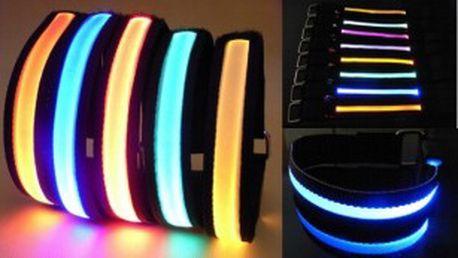 LED svítící náramek