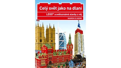 LEGO a světoznámé stavby z něj Celý svět jako na dlani