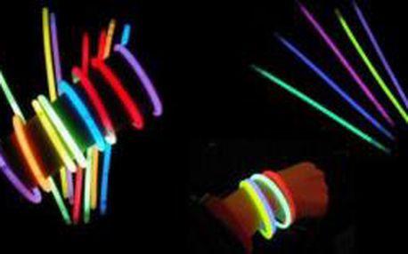 Svítící tyčinky 100ks