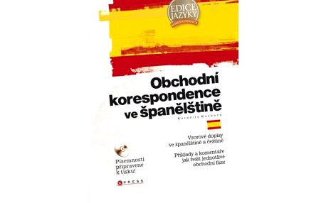 Obchodní korespondence ve španělštině Vzory