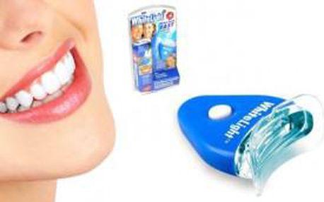White Light - bělení zubů