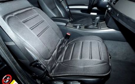 Vyhřívaný potah do auta