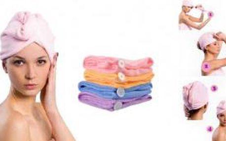 Ručník na vlasy - Hair Wrap