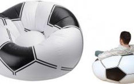 Křeslo nafukovací fotbal