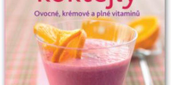 """Ovocné koktejly Kuchařka, příprava ovocných i zeleninových koktejlů. Velký výběr receptů zpracovaných formou """"krok za krokem""""."""