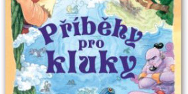 Příběhy pro kluky Tato kniha obsahuje výběr 20 klasických i novodobých příběhů pro mladší i starší chlapce. Příběhy doplňují ilustrace, kterým nechybí hravost i napětí.