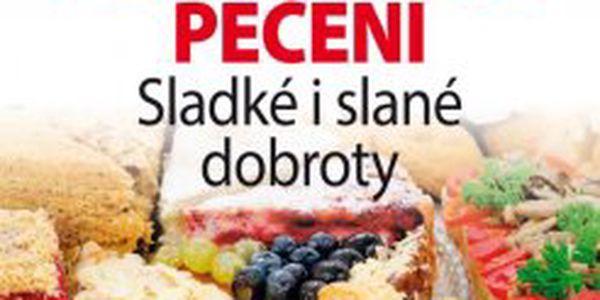 České bezlepkové pečení Sladké i slané dobroty