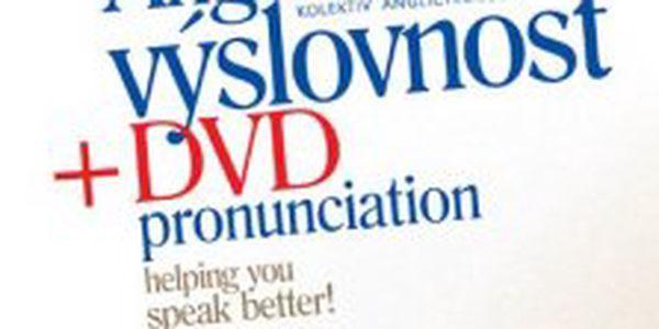 Anglická výslovnost + DVD Pronunciation