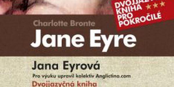 Jana Eyrová - Jane Eyre dvojjazyčná kniha
