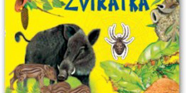 Jak bydlí zvířátka Vše o tom, jak bydlí zvířátka, se dozvíš v této knížce plné informací, hádanek, krásných obrázků a 206 samolepek zvířat. Bav se a přitom poznávej přírodu!