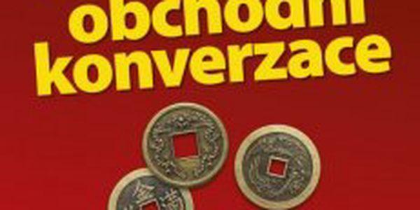 Čínská obchodní konverzace + CD mp3