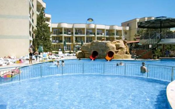 Bulharsko, oblast Slunečné Pobřeží, letecky, snídaně, ubytování v 3* hotelu na 12 dní