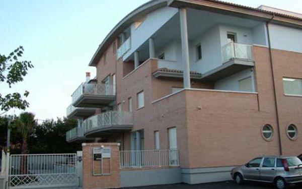 Itálie, oblast Marche, bez stravy, ubytování v 3,5* hotelu na 8 dní