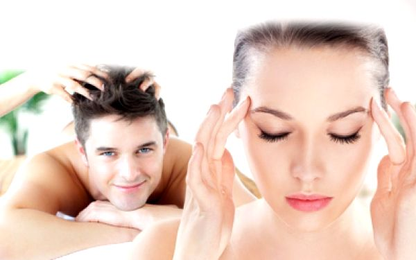 Dokonalá KOMPLEXNÍ MASÁŽ HLAVY! 45minutové uvolnění od bolesti, nespavosti i rozptýlenosti za 199 Kč! Užijte si harmonizující vliv na tělo i mysl profesionální masáží! Sleva 56%!