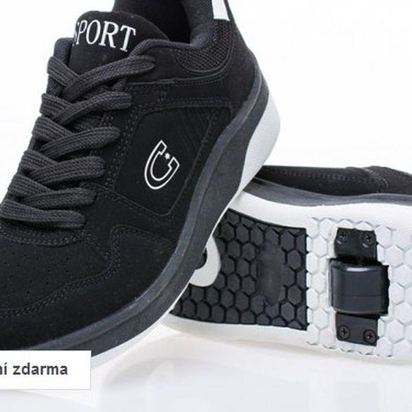 Báječné boty na kolečkách – 2 modely