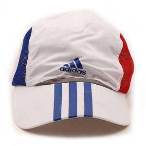 Pánská bílo-modro-červená kšiltovka Adidas