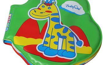 Baby ono pískací knížka do vody safari - art. 862