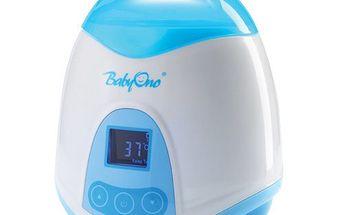 Baby Ono - elektrický ohřívač 2 v 1 dětské stravy a sterilizátor dudlíků - 218