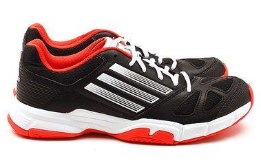 Pánské oranžovo-černé tenisky Adidas