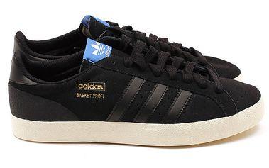 Pánské tenisky s tmavými proužky Adidas