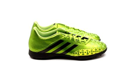 Pánské sportovní boty v zelené barvě Adidas