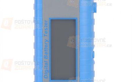 Praktický tester baterií a poštovné ZDARMA! - 26912687