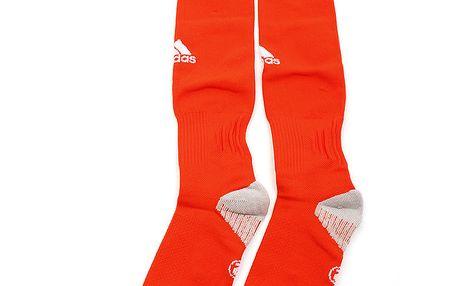 Oranžovo-šedé ponožky Adidas