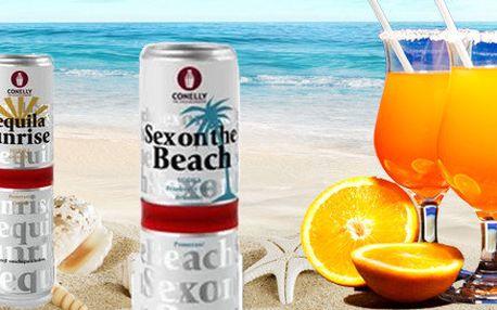 Prodlužte si letní zážitky s koktejly Mai Tai, Sex on the Beach a Tequila sunrise